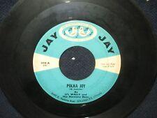 """L'il Wally and The Harmony Boys """"Polka Joy/No Beer in Heaven"""" 45"""