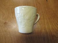 "Nikko Japan WOODBURY YELLOW Mug 3 7/8""          8 available"