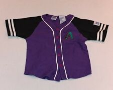 Kid's Arizona Diamondbacks Size (5/6) Kid Athlete Rookie League Shirt Jersey