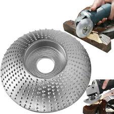 Wood Tungsten Carbide Grinding Wheel Sanding Carving Abrasive Dish Angle Grinder