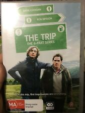 The Trip Season 1 (The original 6-part series) region 4 DVD (2 discs) comedy