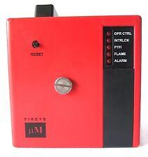 FIREYE MEC120R CHASSIS W/ MEP100 PROGRAMMER MODULEMERT4 AMPLIFIER MODULE
