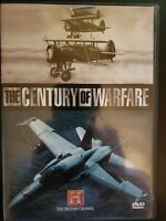 The History Channel's The Century Of Warfare RARE DVD BUY 2 GET 1 FREE