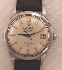 Omega Constellation Calendar Automatik 2943 Herrenuhr Armbanduhr Vintage um 1958
