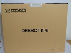 NEW SEALED Ecovacs DEEBOT 600 Wi-Fi App controled Robotic Vacuum