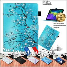 Etui Coque Housse Fashion Collection Cuir PU Leather Tablet Case iPad 10.2 -2019