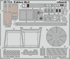 Eduard 1/48 Fokker Dr.I Triplane # 49744