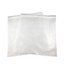 250 Packs 7x8.5 Self-seal Clear Bubble Out Pouches Bags 3//16  Bags