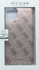 Guess TPU Back-Cover funda rígida, funda protectora funda - 4g glitter cáscara iPhone 11 pro pin