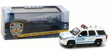 NYPD Chevrolet Tahoe 2012 New York City POLICE *** Greenlight 1:43 OVP