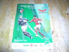 Rugby Union Programmes Autographs