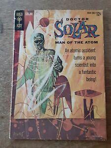 Doctor Solar Man of the Atom #1