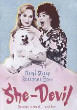 SHE-DEVIL NEW DVD