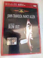 DVD BLOW OUT CON JOHN TRAVOLTA E NANCY ALLEN UN FIL DI BRIAN DE PALMA