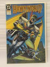 Hawkworld, lot of 4, Marvel 1990-93