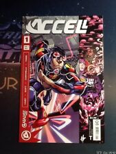 Accell #1 First Print Catalyst Prime Lion Forge VF/NM (CBW078)