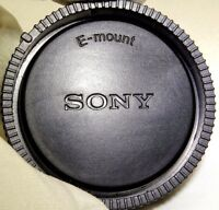 Rear lens cap for Sony NEX ILCE E mount series 18-55mm 16mm 50 mm mirrorless