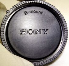 Rear lens cap for Sony NEX ILCE E mount series 18-55mm 16mm 50 Free Shipping USA