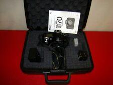 Nikon D70 6.1MP Digital SLR Camera - Black (Body Only) & Case, 2 Batteries, 2