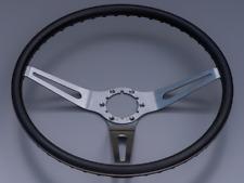 1975 Chevrolet Corvette original steering wheel black
