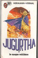 JUGURTHA n°2 ¤ LE CASQUE CELTIBERE ¤ 1988 J'AI LU BD 114