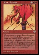 MTG 1x ILLICIT AUCTION - Mirage *Rare Control NM*