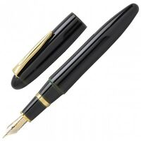 New PLATINUM Izumo Tamenuri Fountain Pen SORATAME Urushi Ebonite Lacquer