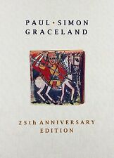 PAUL SIMON - GRACELAND - NEW 25TH ANNIVERSARY BOX SET
