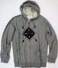 New  BURTON men's CMPARWHD FZ Hoodie Jacket 03 size M
