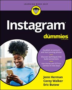 Instagram For Dummies (digital ver)