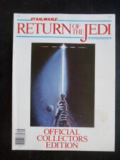Star Wars Return of the Jedi Official Collectors Edition pictures articles Ewoks