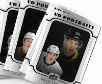 2019-20 UPPER DECK HOCKEY CARD PORTRAITS YOU PICK FROM LIST P1/P50