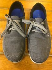 Men's Santa Cruz Playa Lace-Up Size 12 M Slate Grey/Light Grey Casual Shoes