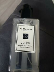 Jo Malone Body And Hand wash wood sage and sea salt 250ml, 100% gen❤