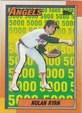 FREE SHIPPING-MINT-1990 Topps #3 Nolan Ryan  Angels  -5000 STRIKEOUTS