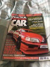Practical Performance Car Mag November 07 205 GTi MR2 XR4i Lotus Elise GTi6