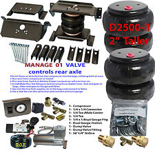 Towing Air Kit Compressor, Dodge Ram 3500  All in Picture  1994-2002