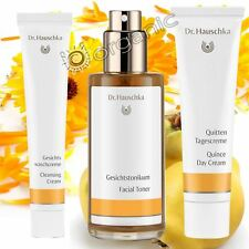 Dr Hauschka Bundle Normal Skin - Cleansing Cream + Toner + Quince Day Cream
