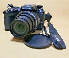 Fujifilm FinePix S8630 36X Zoom Digital Camera Carrying Case 3AA Battery SD Card