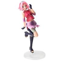 20CM Naruto Shippuden Figure Sakura Haruno Action Figure Naruto Gals Doll Toys