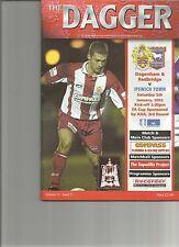 DAGENHAM & REDBRIDGE V IPSWICH TOWN   FA CUP 3RD ROUND   05/01/2002
