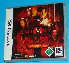 The Mummy - Tomb of the Dragon Emperor - Nintendo DS NDS - PAL