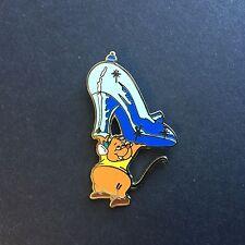DisneyShopping.com 2006 Advent Pin Gus with Cinderellas Slipper Disney Pin 50335