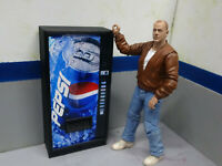 Drink Vending Machine Pepsi  Action Figure Garage Diorama Crawler Dollhouse 110