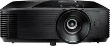 Optoma S322e 3D Ready DLP Projector 576p 4:3 Front Ceiling 203 W 6000 Hour