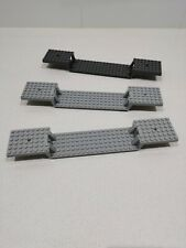 Lego Train Container Carriage base X 3