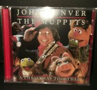 John Denver The Muppets A Christmas Together CD Laserlight 2002 Holiday Music