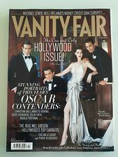 Vanity Fair Magazine, #607, March 2011 Hollywood Issue