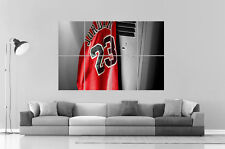MICHAEL JORDAN 23 BASKETBALL LEGEND Poster Grand format A0 Large Print