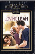 Loving Leah   (DVD)  Hallmark Hall of Fame Gold Crown Collector's Edition NEW